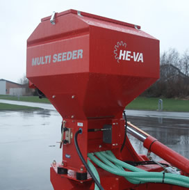 HE-VA Multi-Seeder Single Hopper