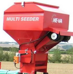 Multi-Seeder 8 Electronic