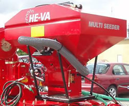 410l Seeder Hopper