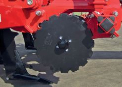 Combi-Disc Cultivator Front Disc